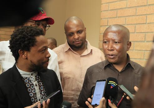 Nothing was going to stop us from burying Winnie Mandela – Malema