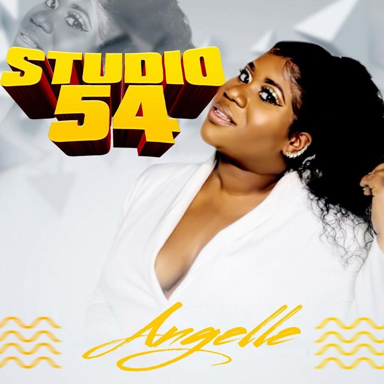 BAFANA FM LEKKER NEW SINGLES OF 2020: The wonderful 'Angelle' brings her amazing, poptastic, soulful and disco 80's esque gem 'Studio 54' to fans in Africa