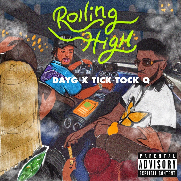 BAFANA FM BEST NEW SINGLES: 'Tick Tock Q' and 'Day G' are 'Rolling High' in Africa with their seductive beat driven melodic flava