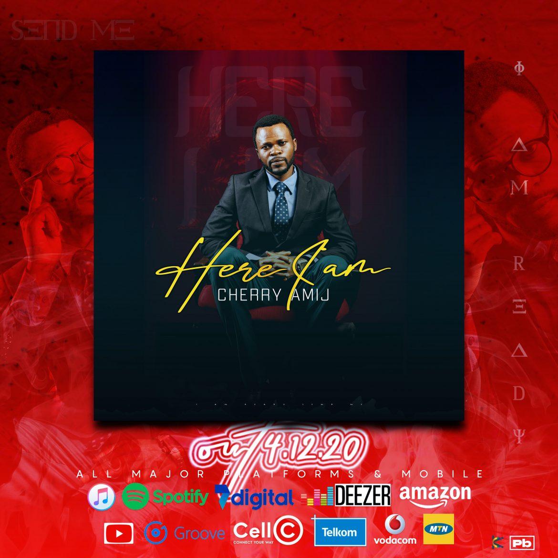 Cherry Amij Is Bringing the Upbeat Vibes to Bafana FM with the new Gospel Pop Single 'Akuma'